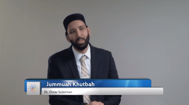 Omar Suleiman – Thoughts on Dallas Shooting and Black Lives Matter