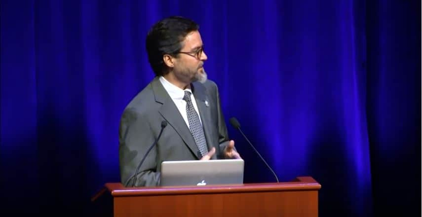 Hamza Yusuf – The Secular and the Sacred in Higher Education