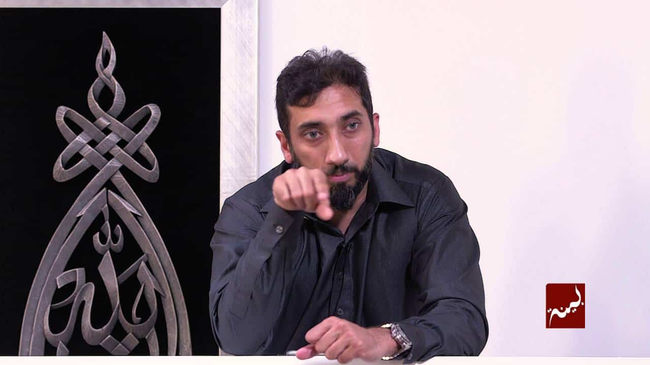 Nouman Ali Khan – The Right Intentions