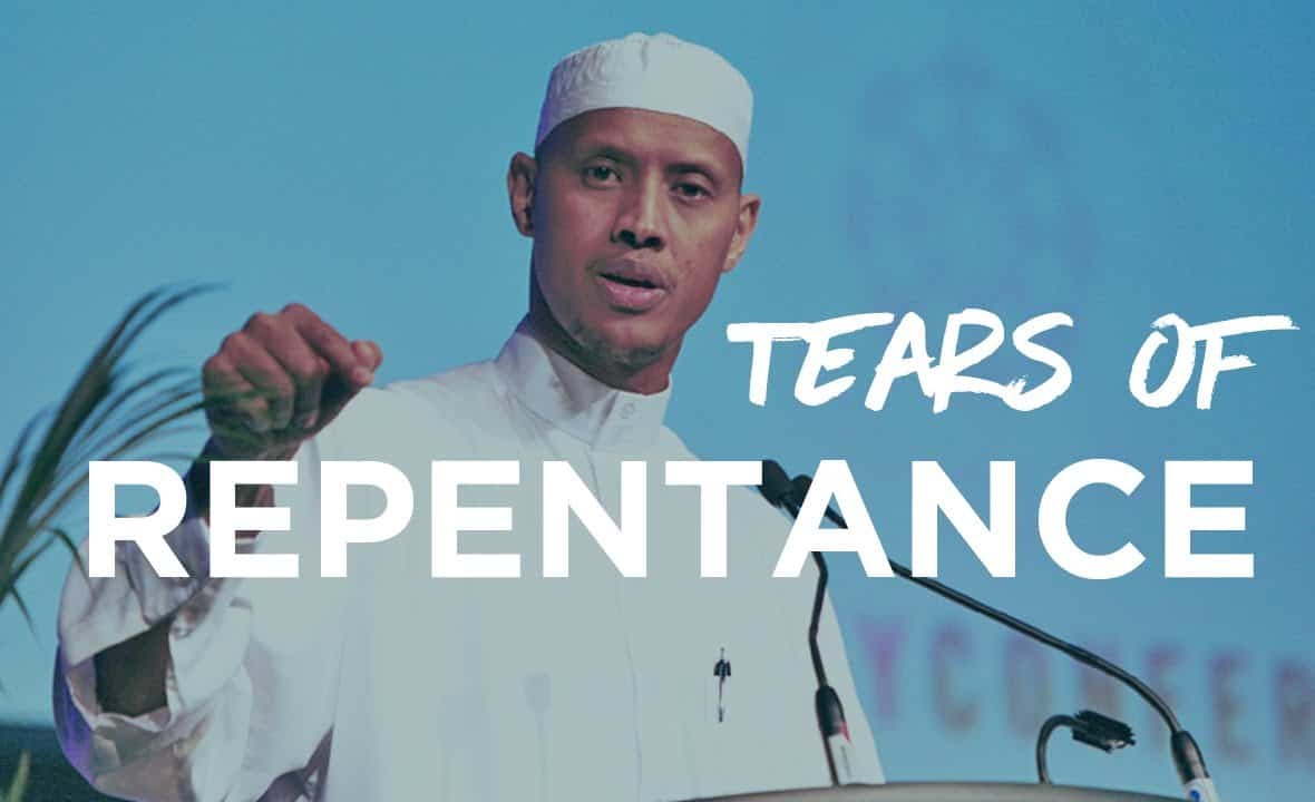 Said Rageah – Tears of Repentance