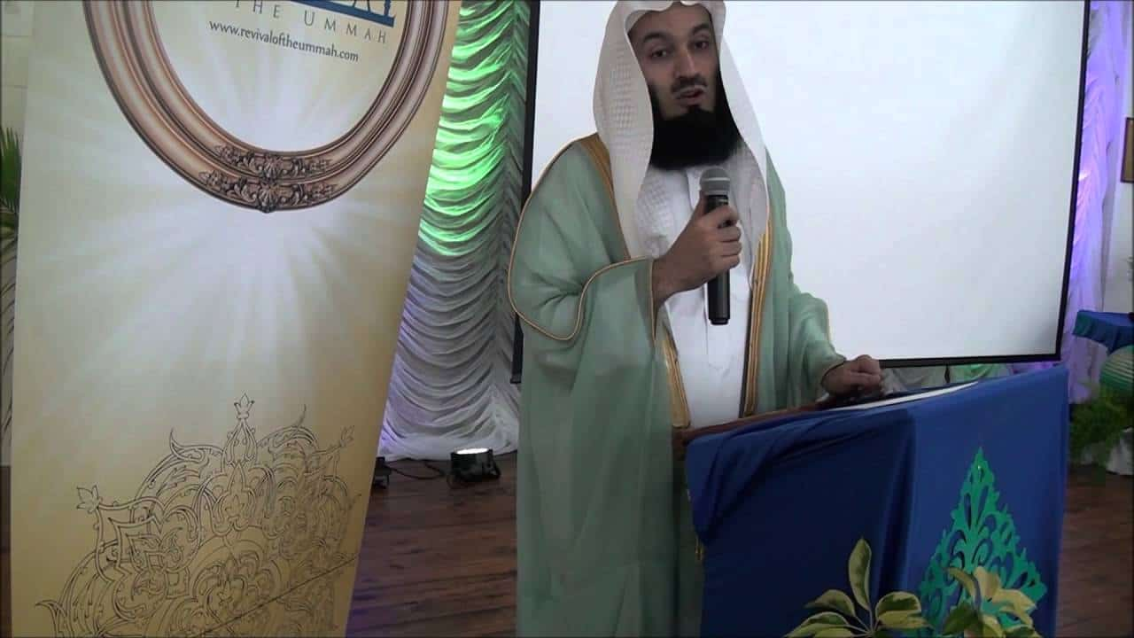 Ismail ibn Musa Menk – A Good Person
