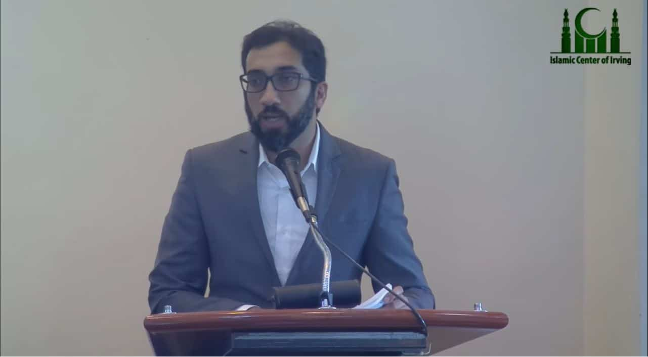Nouman Ali Khan – Reflections on the 2016 U.S. Presidential Elections