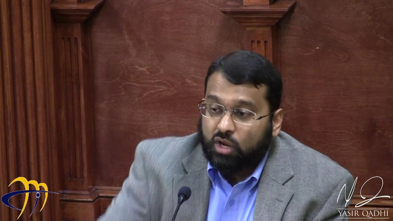 Yasir Qadhi – Muslims In Trump's America: On the Eve After the Election