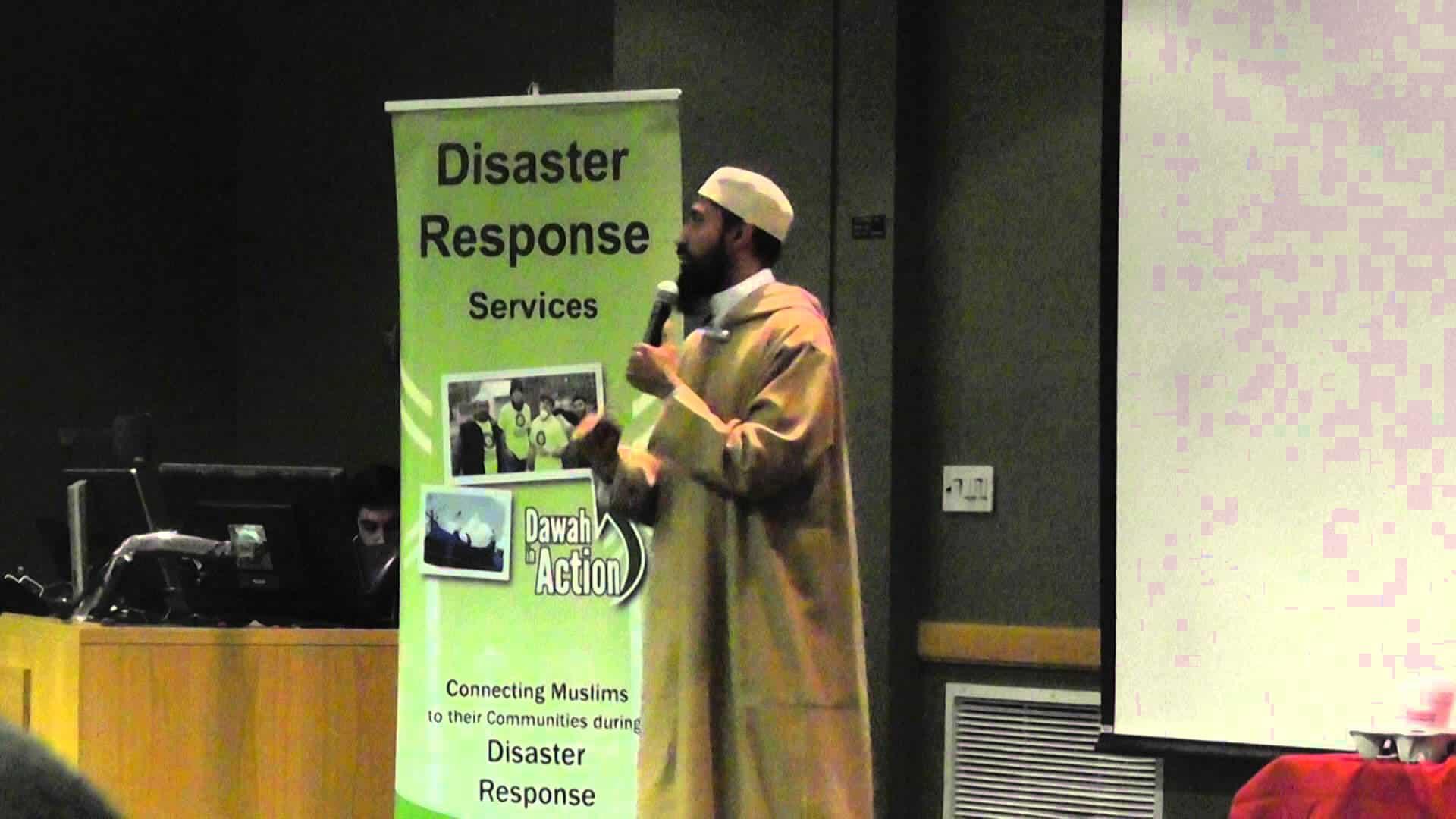 Wisam Sharieff – American Muslim Challenges