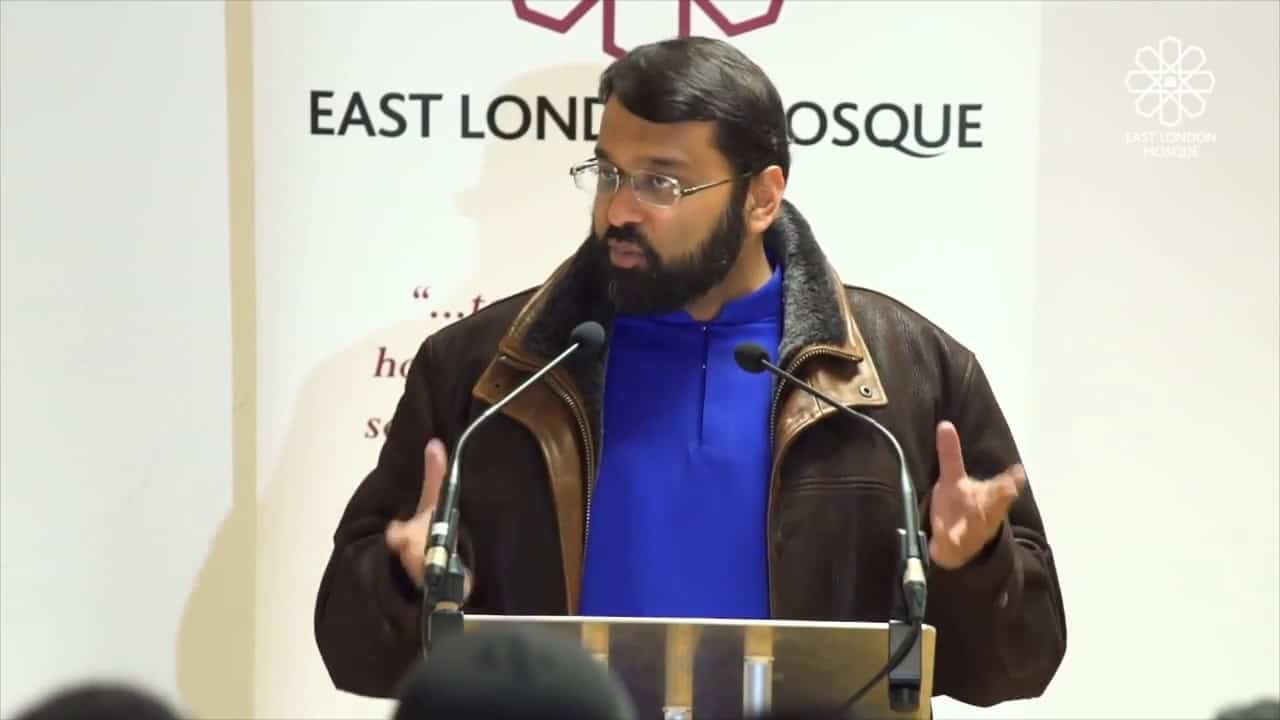 Yasir Qadhi – Born to Die: What's Your Legacy