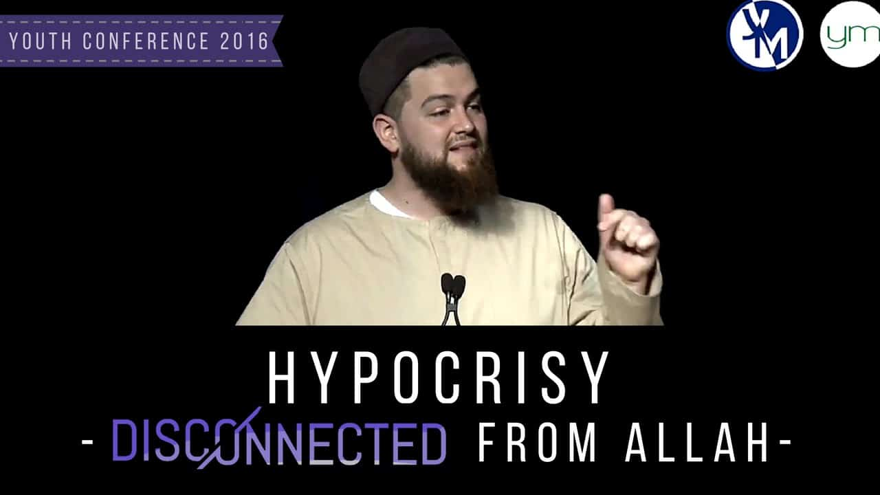 AbdelRahman Murphy – Two Faced: Overcoming Hypocrisy