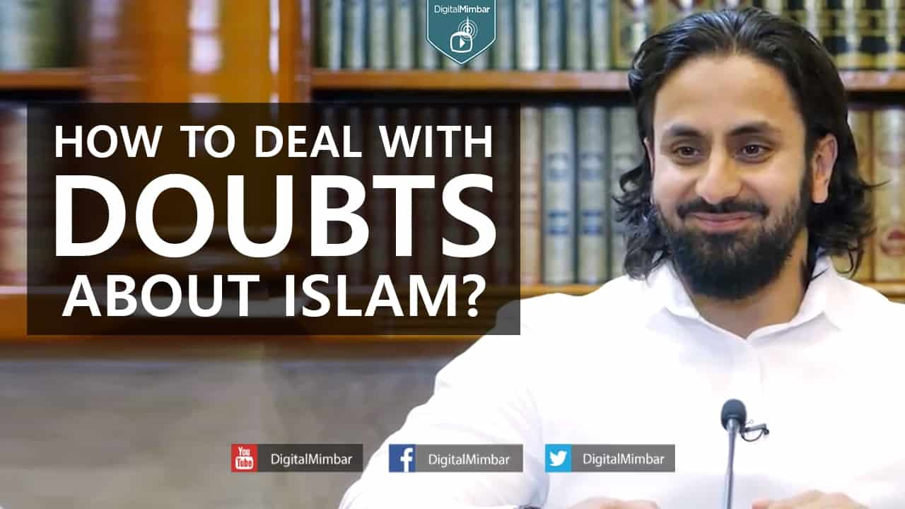 Hamza Andreas Tzortzis – How to Deal with Doubts about Islam?