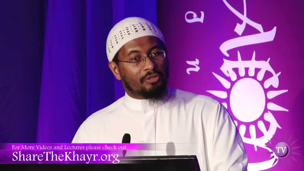 Kamal el Mekki – Shunning the Ways of Jahiliyyah