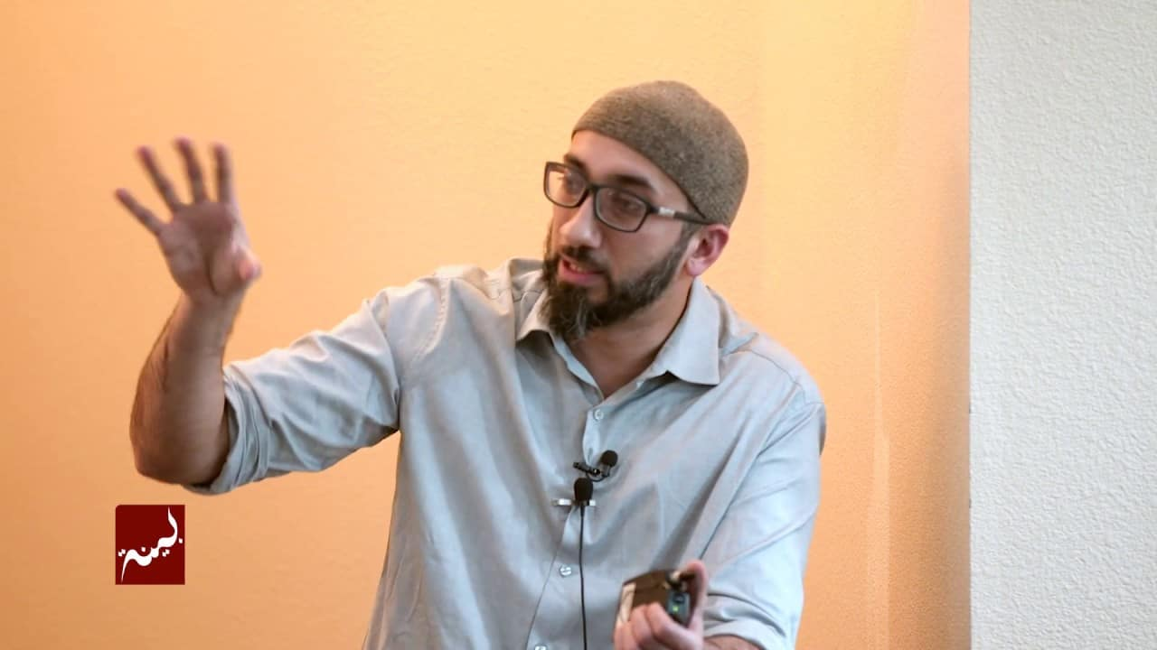 Nouman Ali Khan – Iman vs. Propaganda