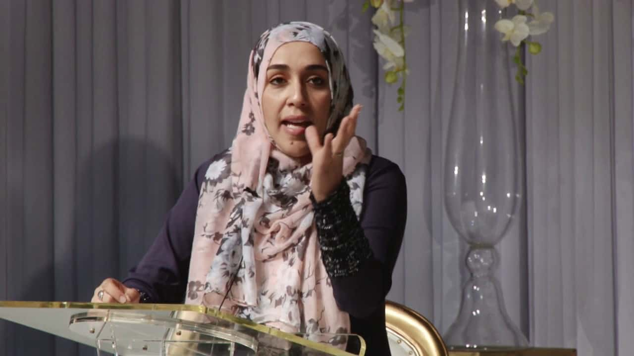 Yasmin Mogahed – Finding Inner Peace and Balance