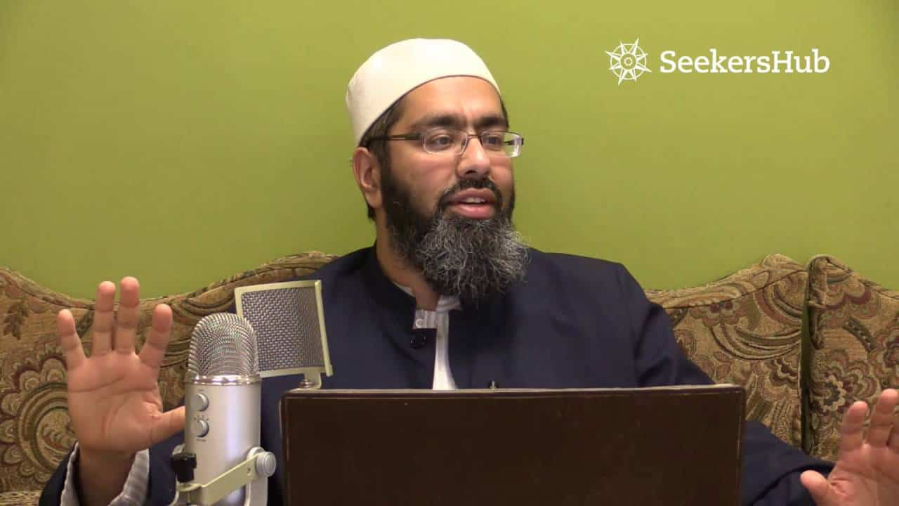Faraz Rabbani – How to Seek Islamic Knowledge