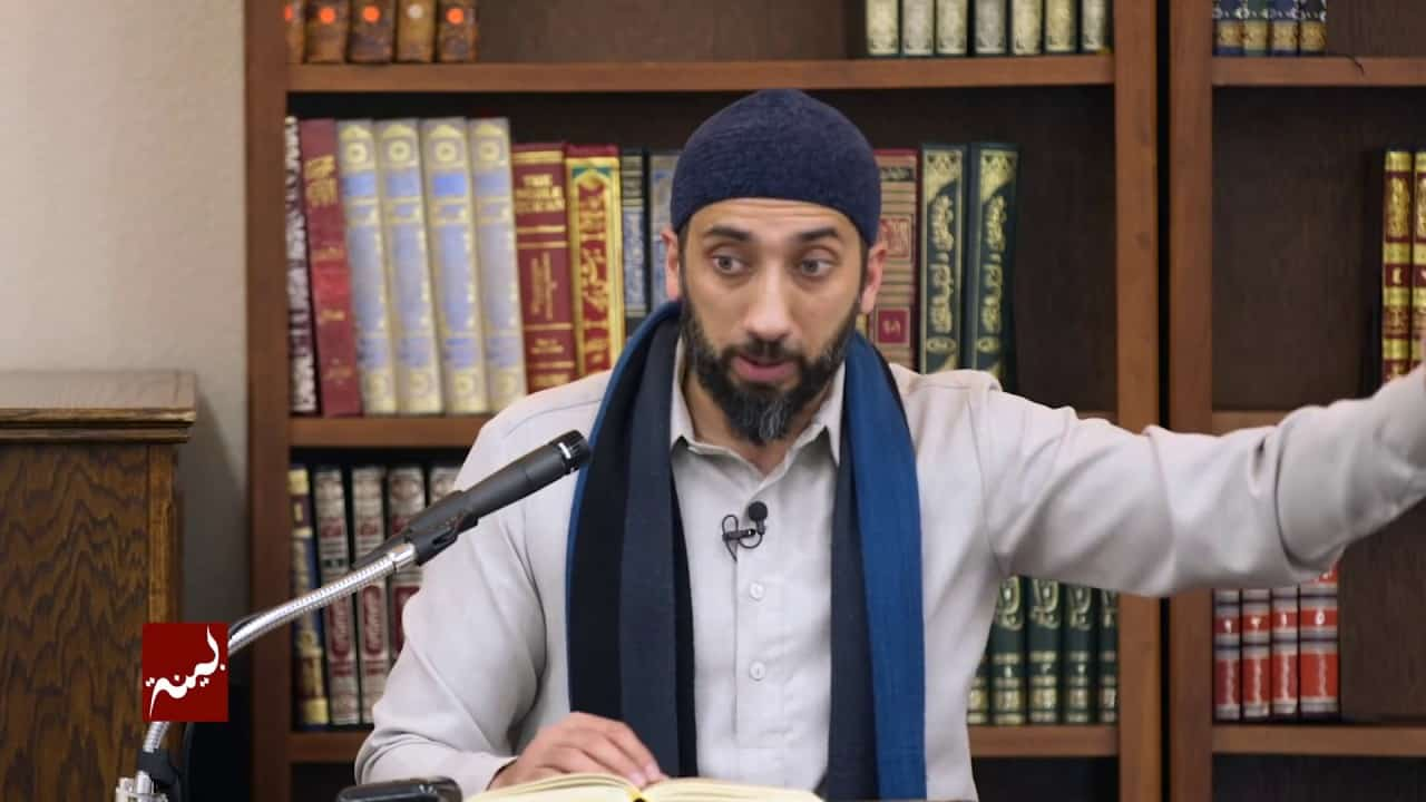 Nouman Ali Khan – Open the Doors to Marriage