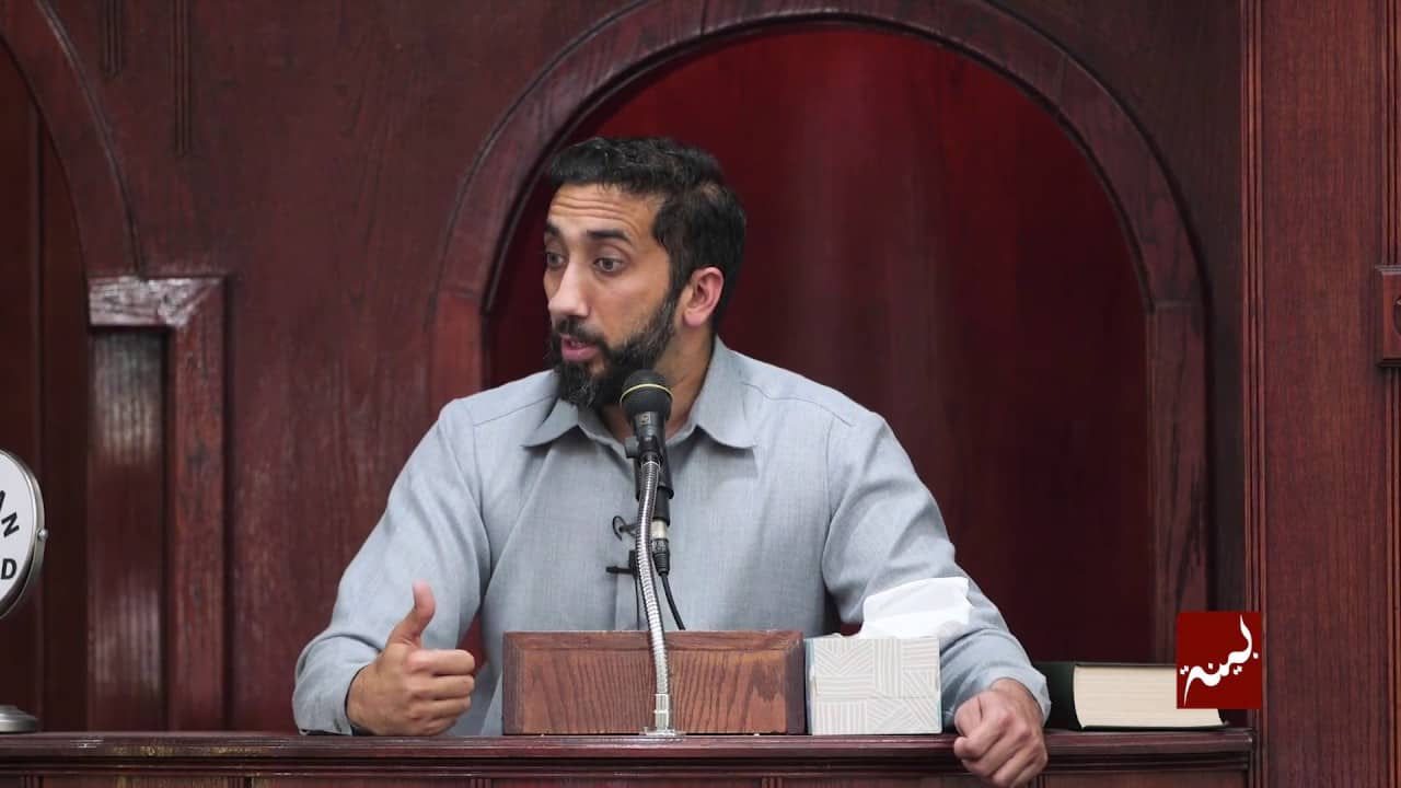 Nouman Ali Khan – Ramadan: The Month of Hope