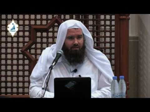 Abdur-Raheem McCarthy – Secrets Behind The Prayer