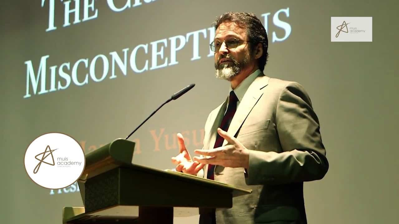 Hamza Yusuf – Reimagining the Role of Islam for the Future
