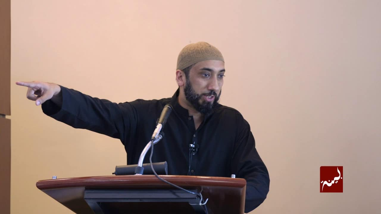 Nouman Ali Khan – Honoring Honest Work