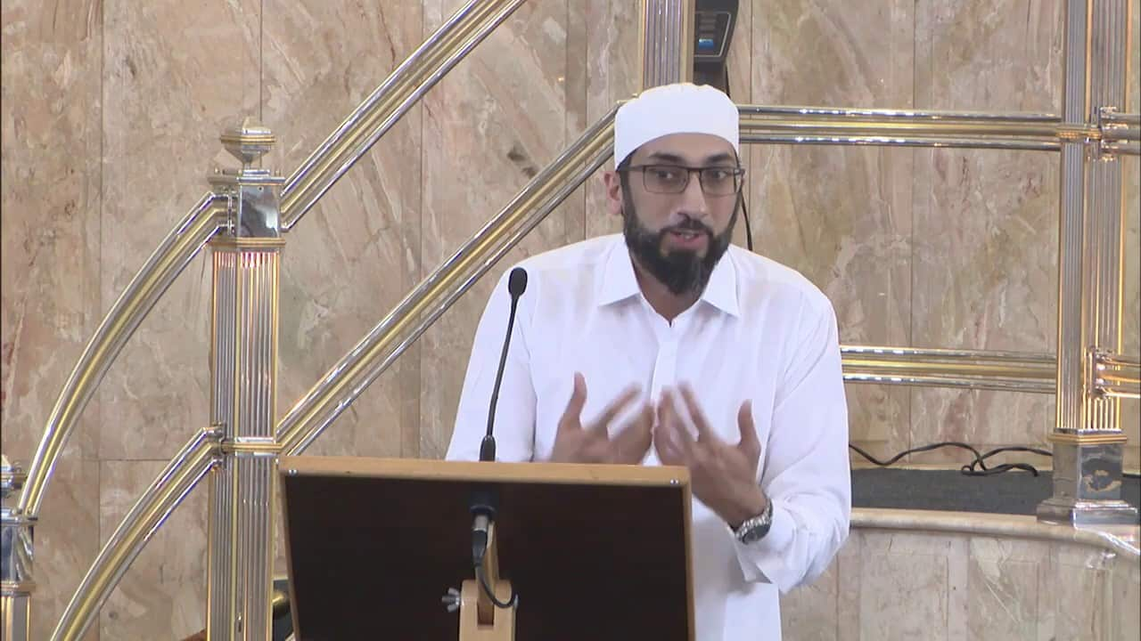Nouman Ali Khan – Parental Wisdom of Prophet Yacub from Surah Yusuf