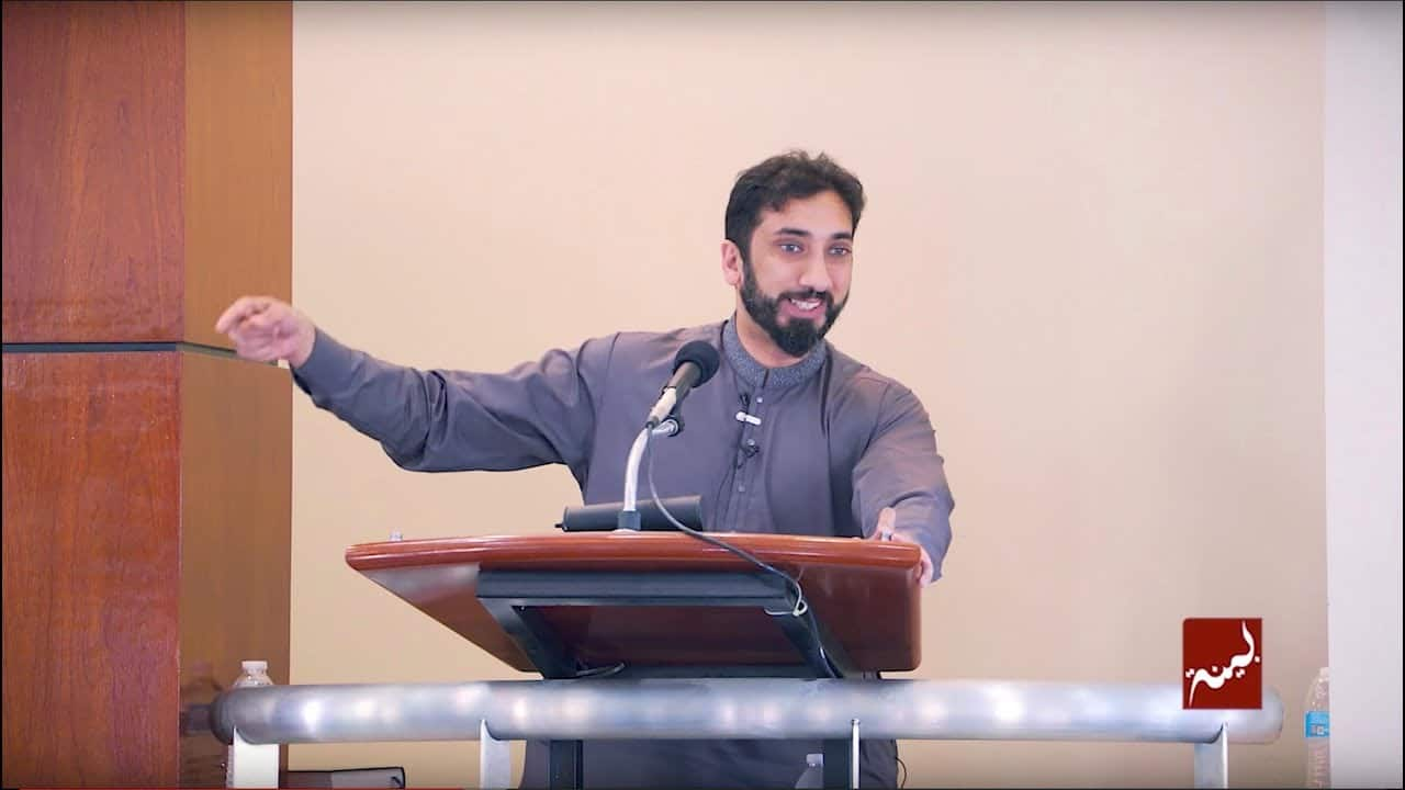 Nouman Ali Khan – Why Are We Celebrating?