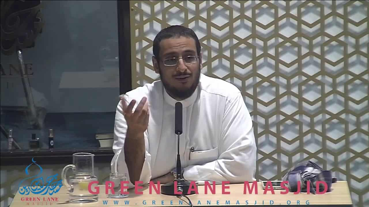 Yahya Ibrahim – Curing the Sick Heart