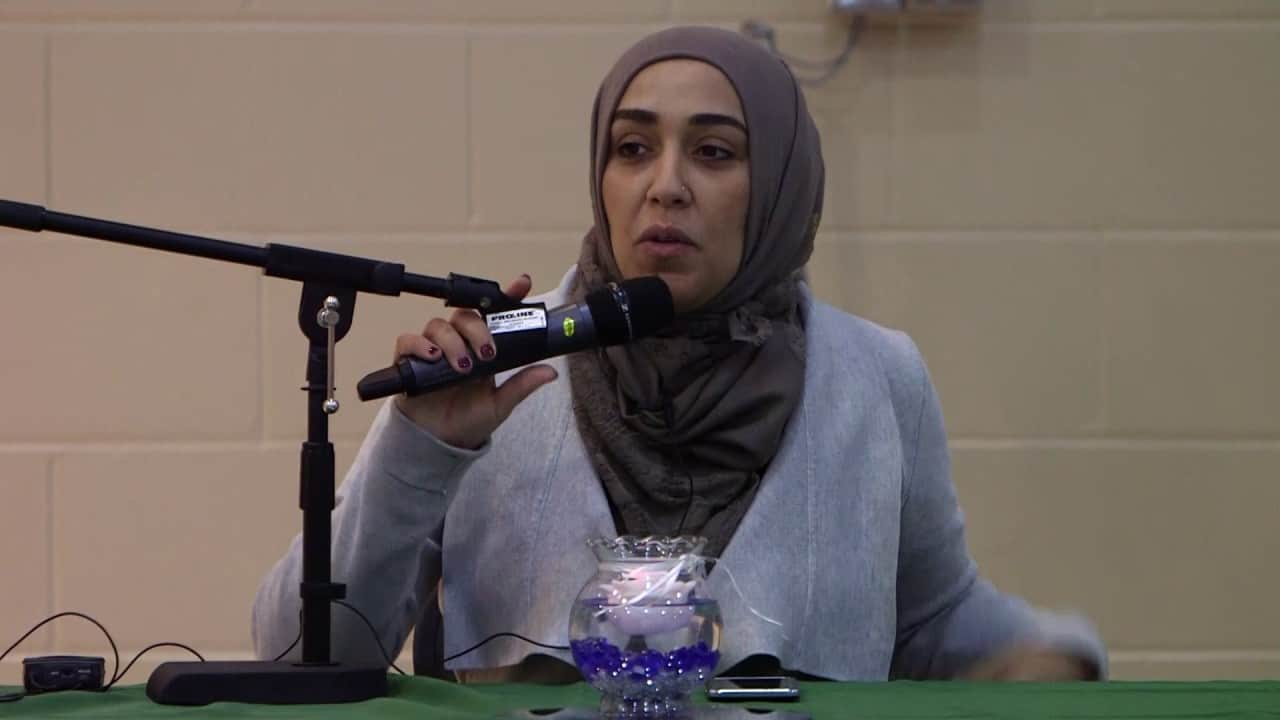 Yasmin Mogahed – Staying Positive in a Negative World