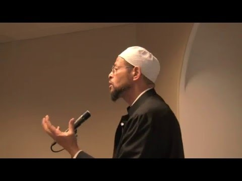 Zaid Shakir – Love For Allah Does Not Come Cheap