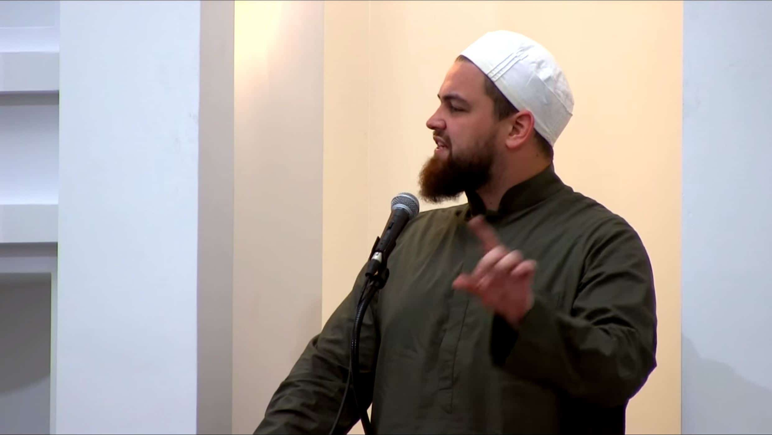 AbdelRahman Murphy – Success of the Sahaba