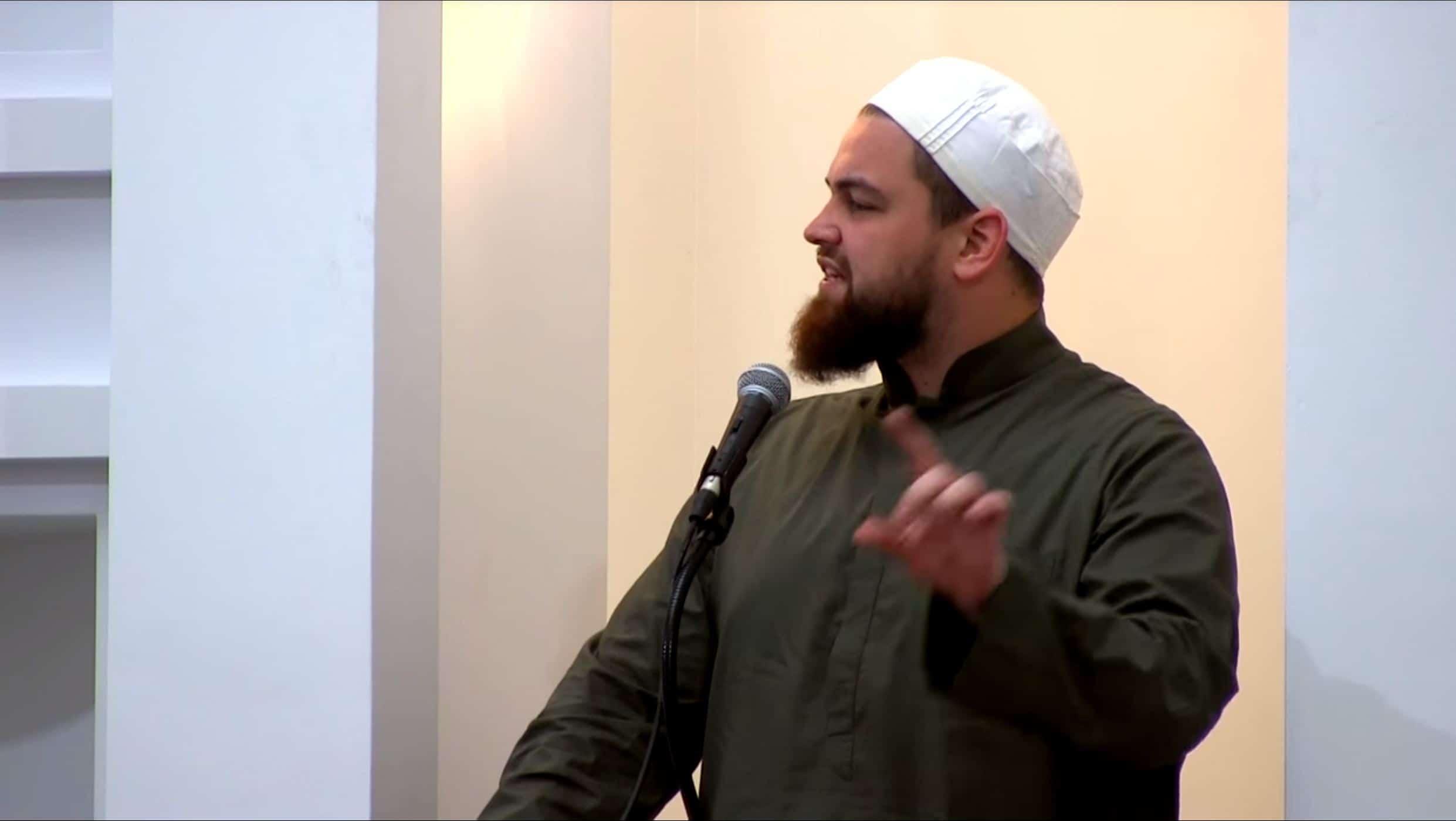 AbdelRahman Murphy – Success of the Sahaba