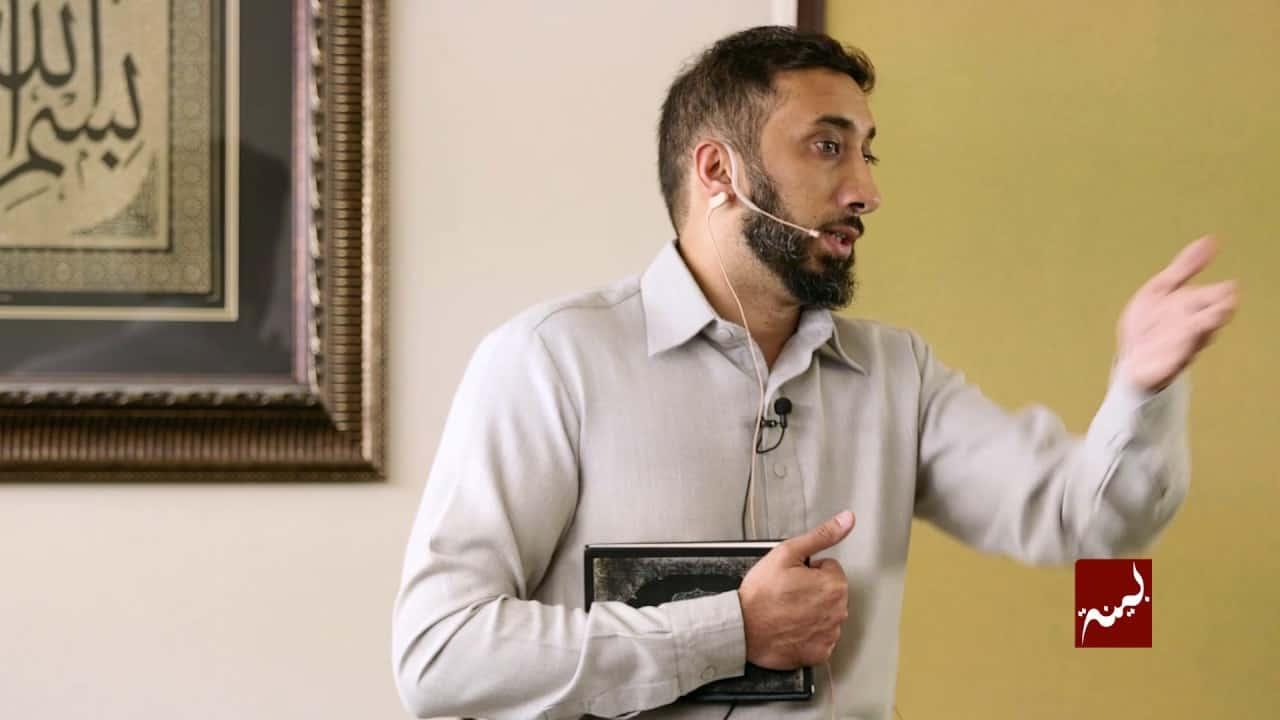 Nouman Ali Khan – Light Up Your Heart