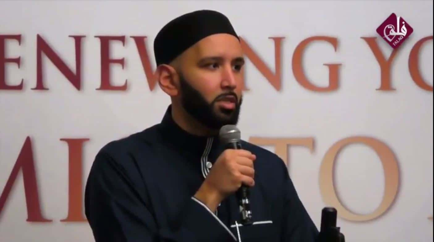 Omar Suleiman – Renewing Your Promise To Allah
