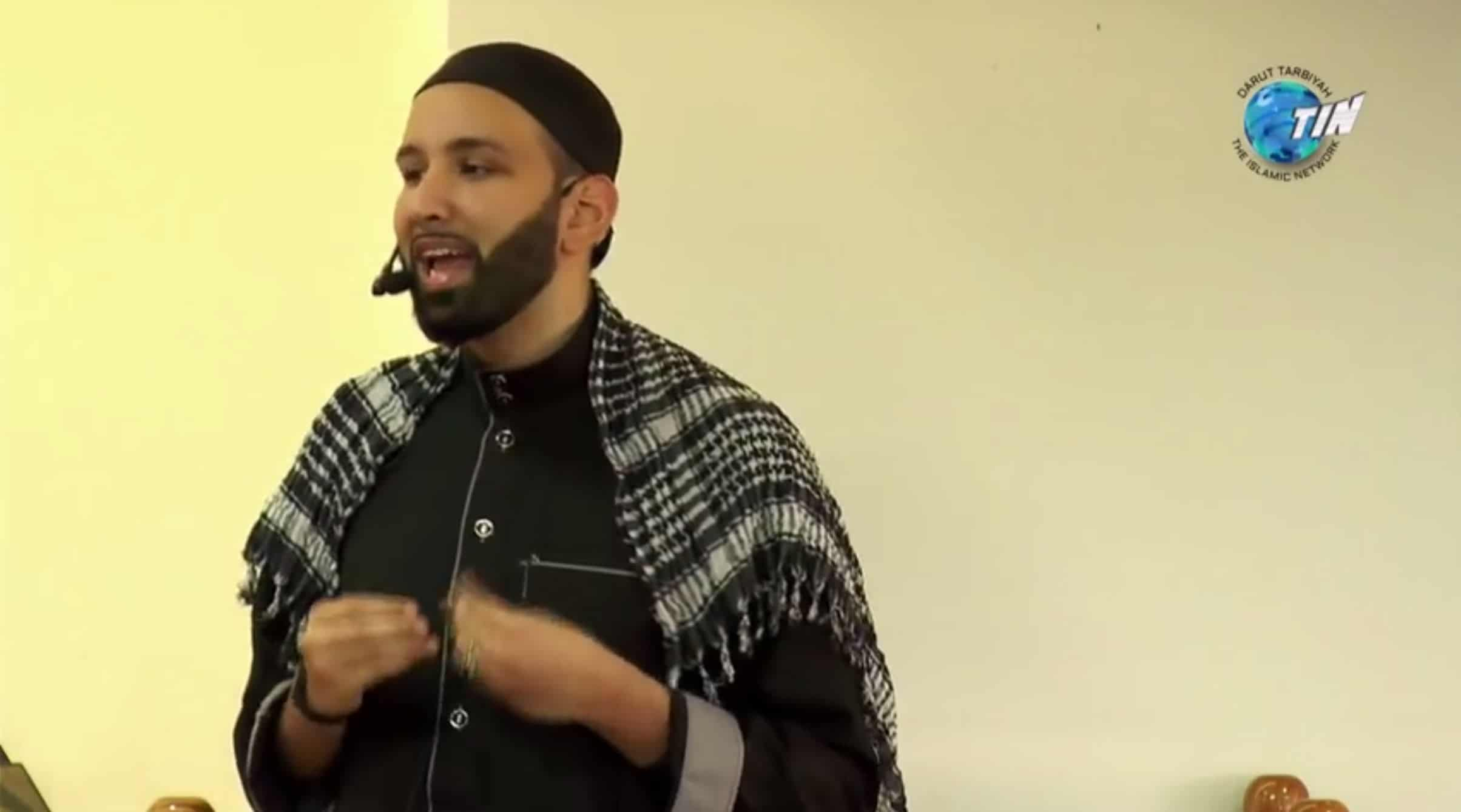 Omar Suleiman – To Love Allah, For Allah's Sake