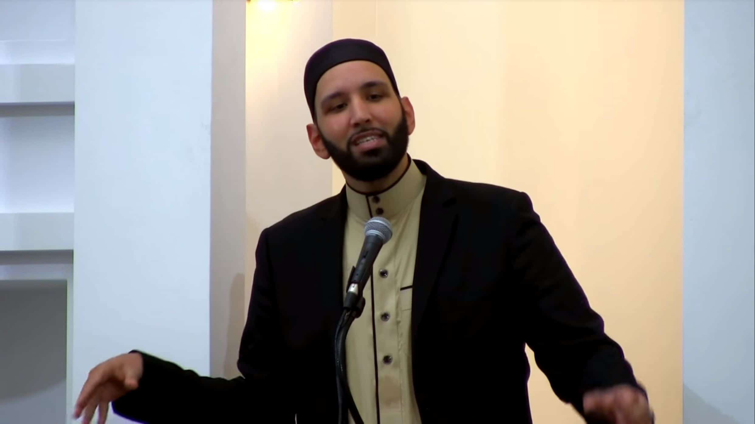 Omar Suleiman – Your Actions, Your Salvation