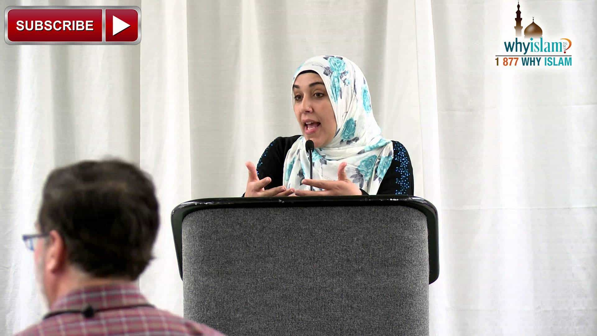 Yasmin Mogahed – Take Your Heart Back!