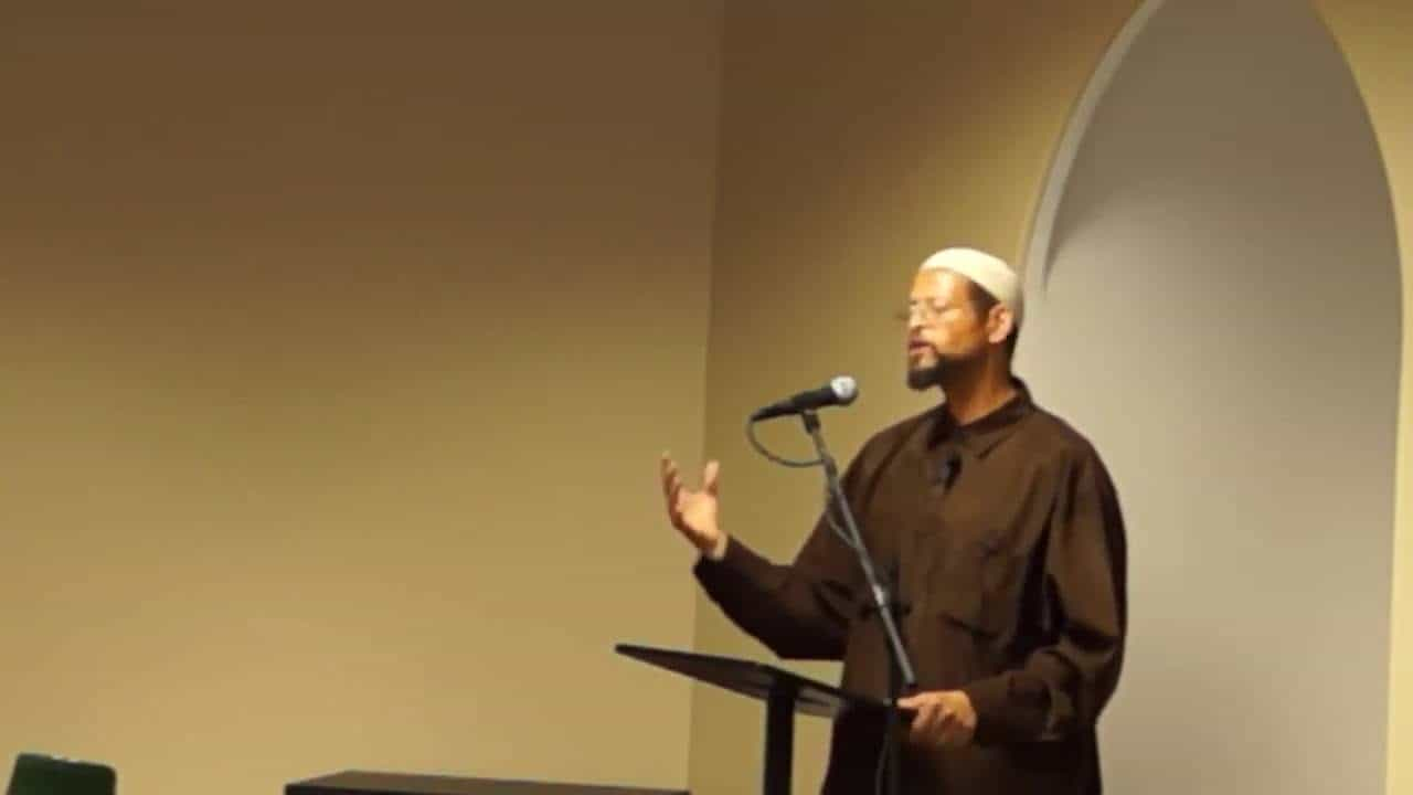 Zaid Shakir – Where Is Allah?