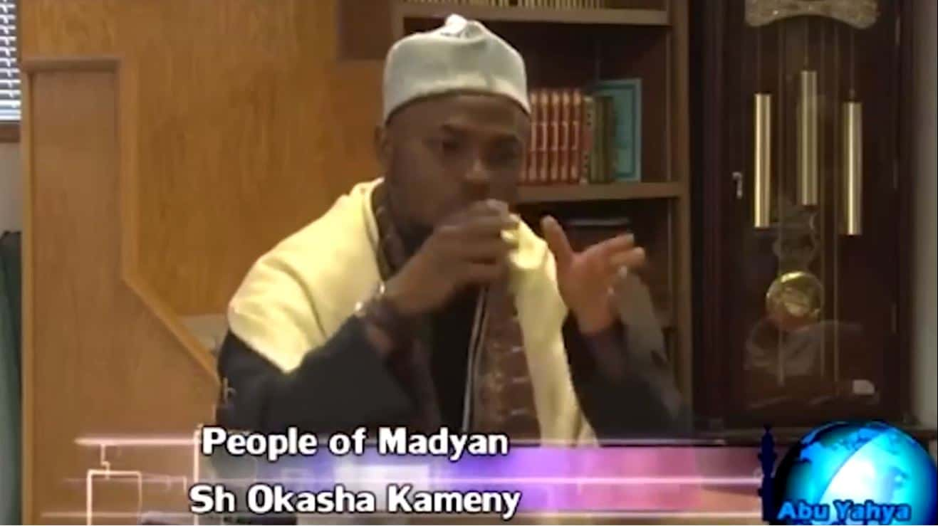 Okasha Kameny – People of Madyan