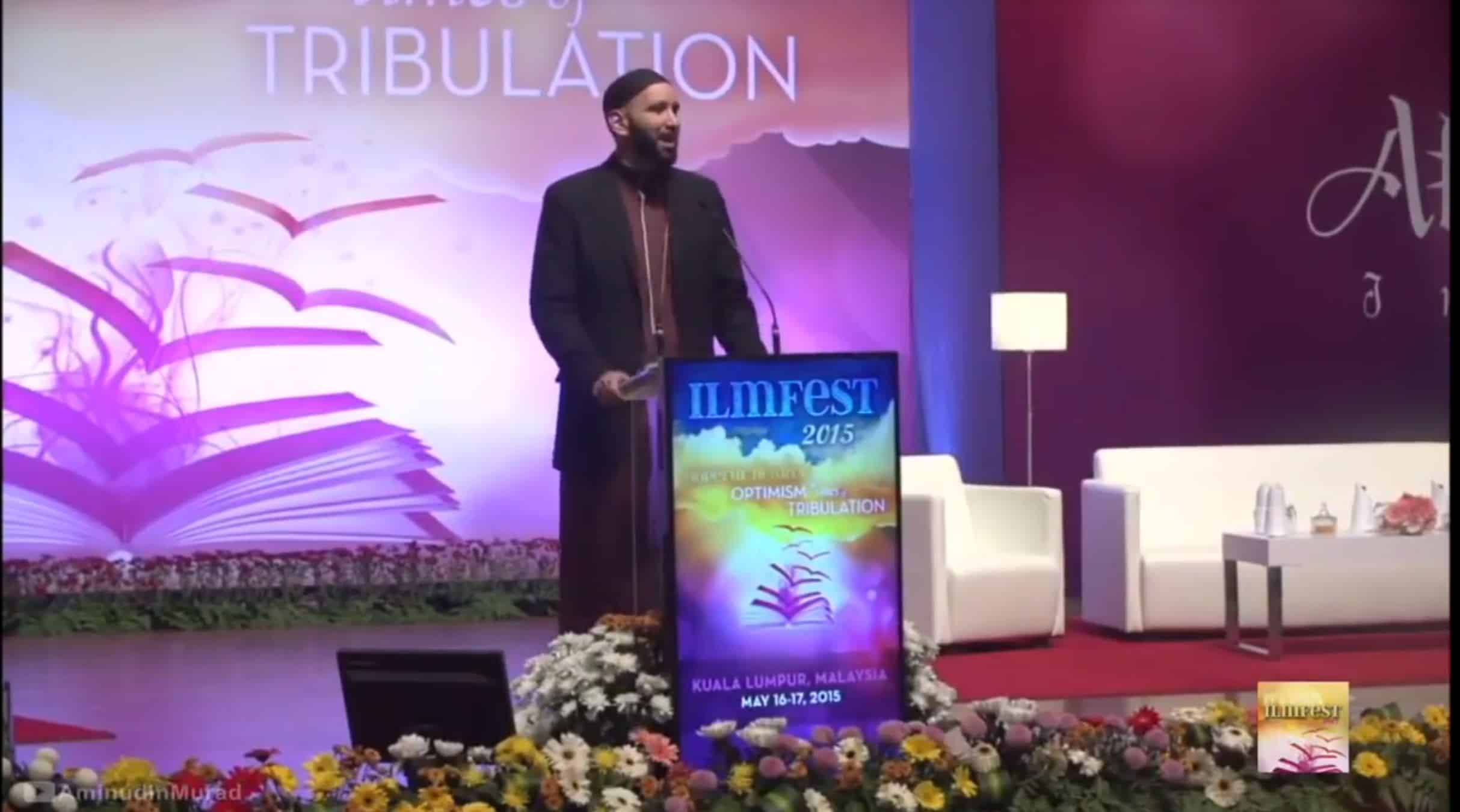 Omar Suleiman – Knowing Allah Is Liberation