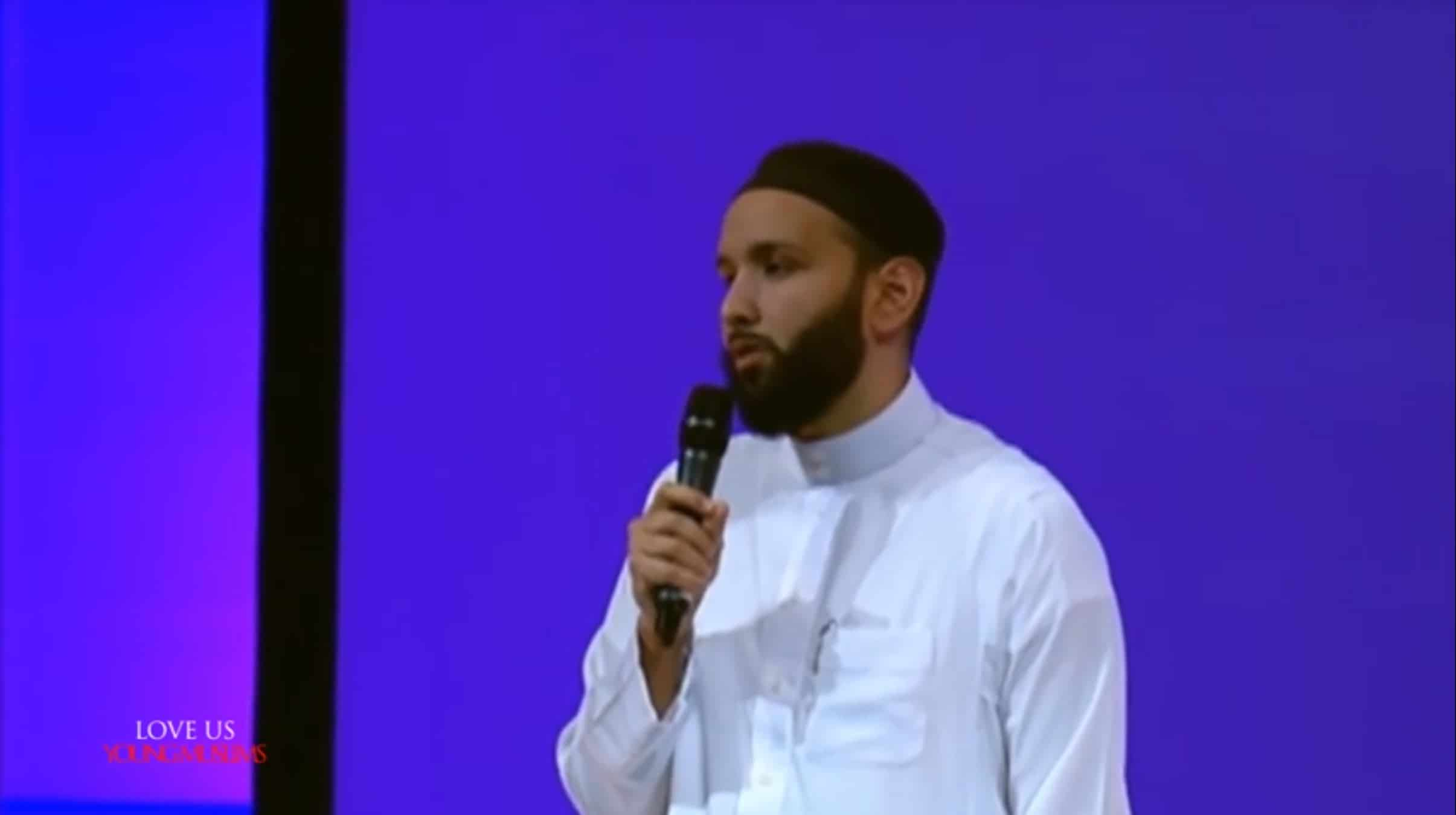 Omar Suleiman – My Mom: My Role Model