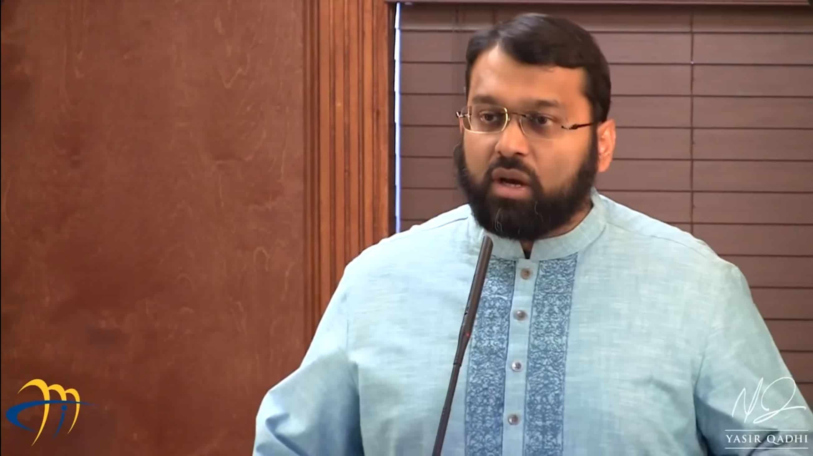 Yasir Qadhi – The Importance of Family Ties in Islam