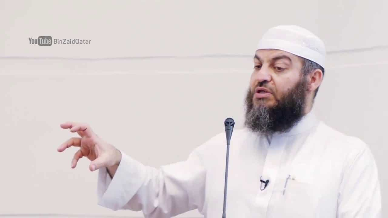 Haitham al-Haddad – Don't be Belittle Yourself