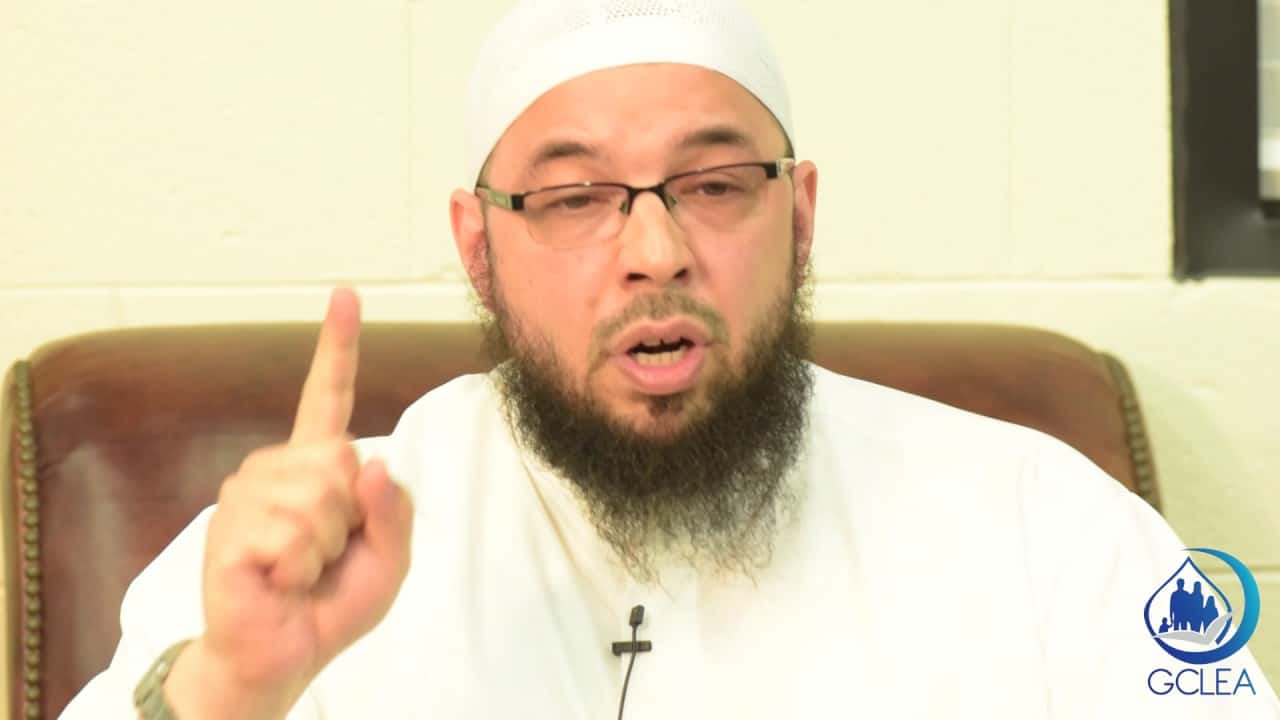 Tahir Wyatt – Moderate Muslims in Modern America