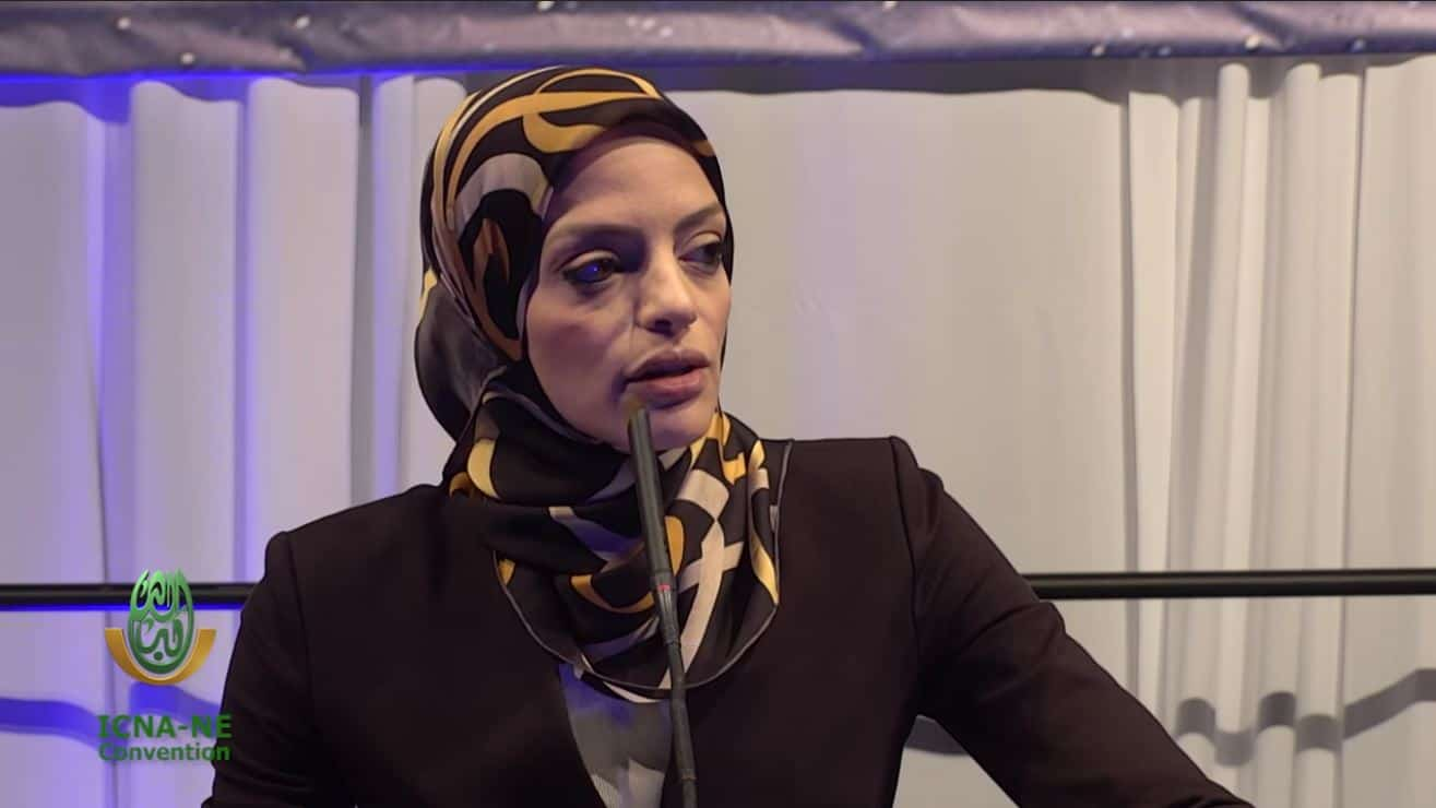 Dalia Fahmy – Solutions to Racism and Bigotry