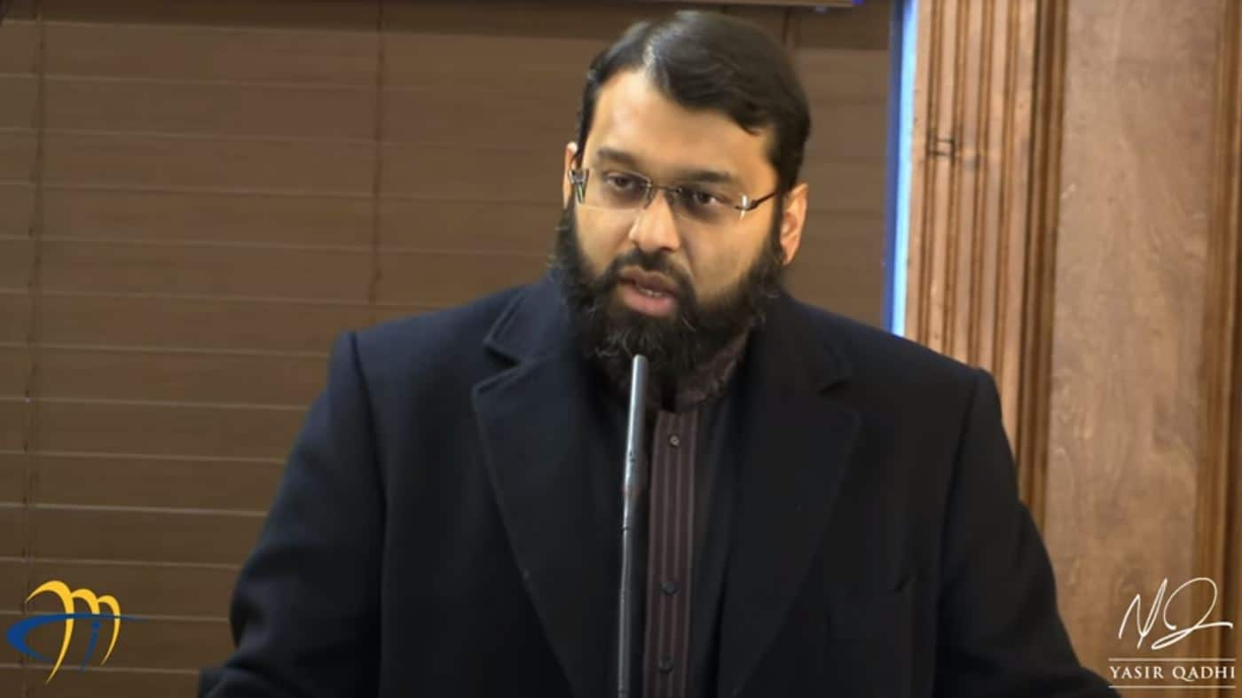 Yasir Qadhi – Jerusalem and Al-Aqsa: Response to the Media