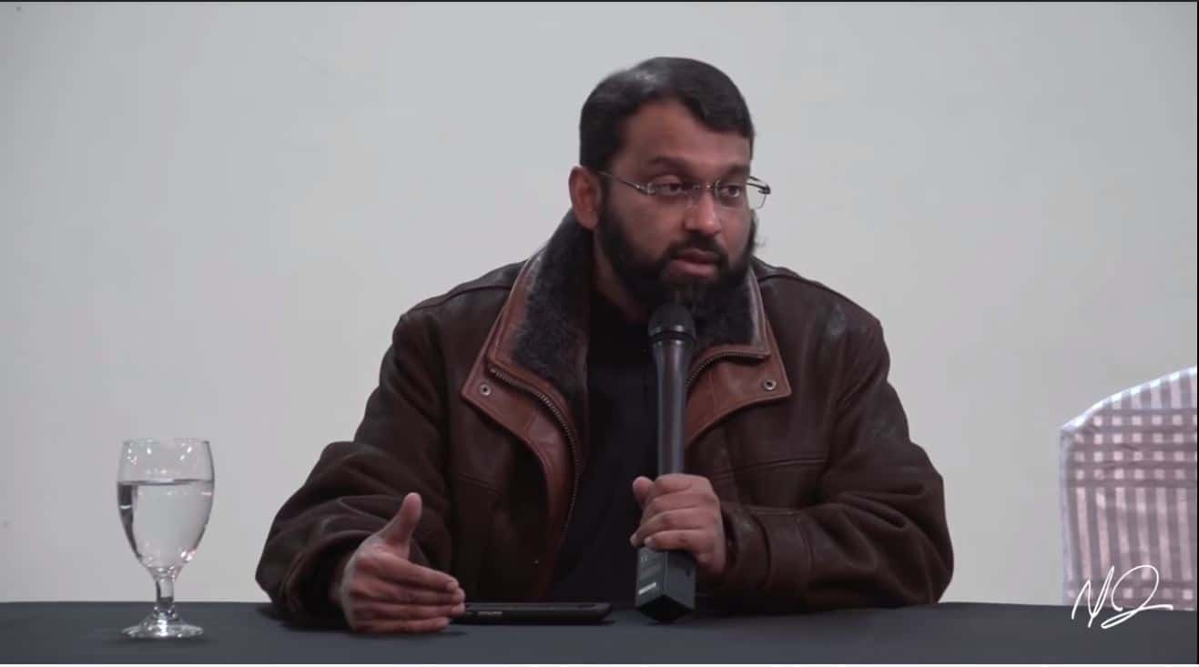 Yasir Qadhi – Muslims in America & The Lessons from The Era of 'Yellow Fear'