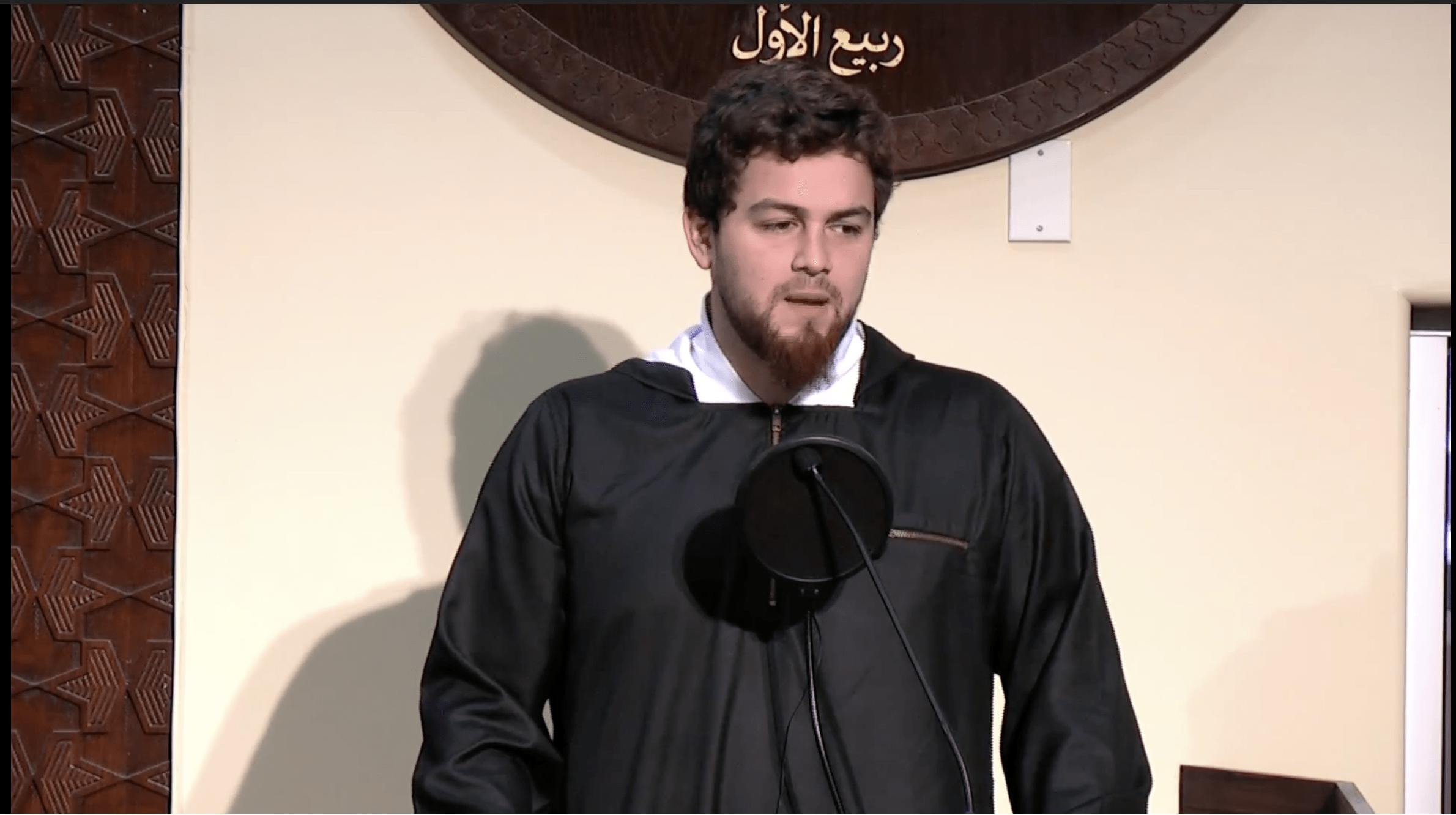 AbdelRahman Murphy – Tawba (Repentance)