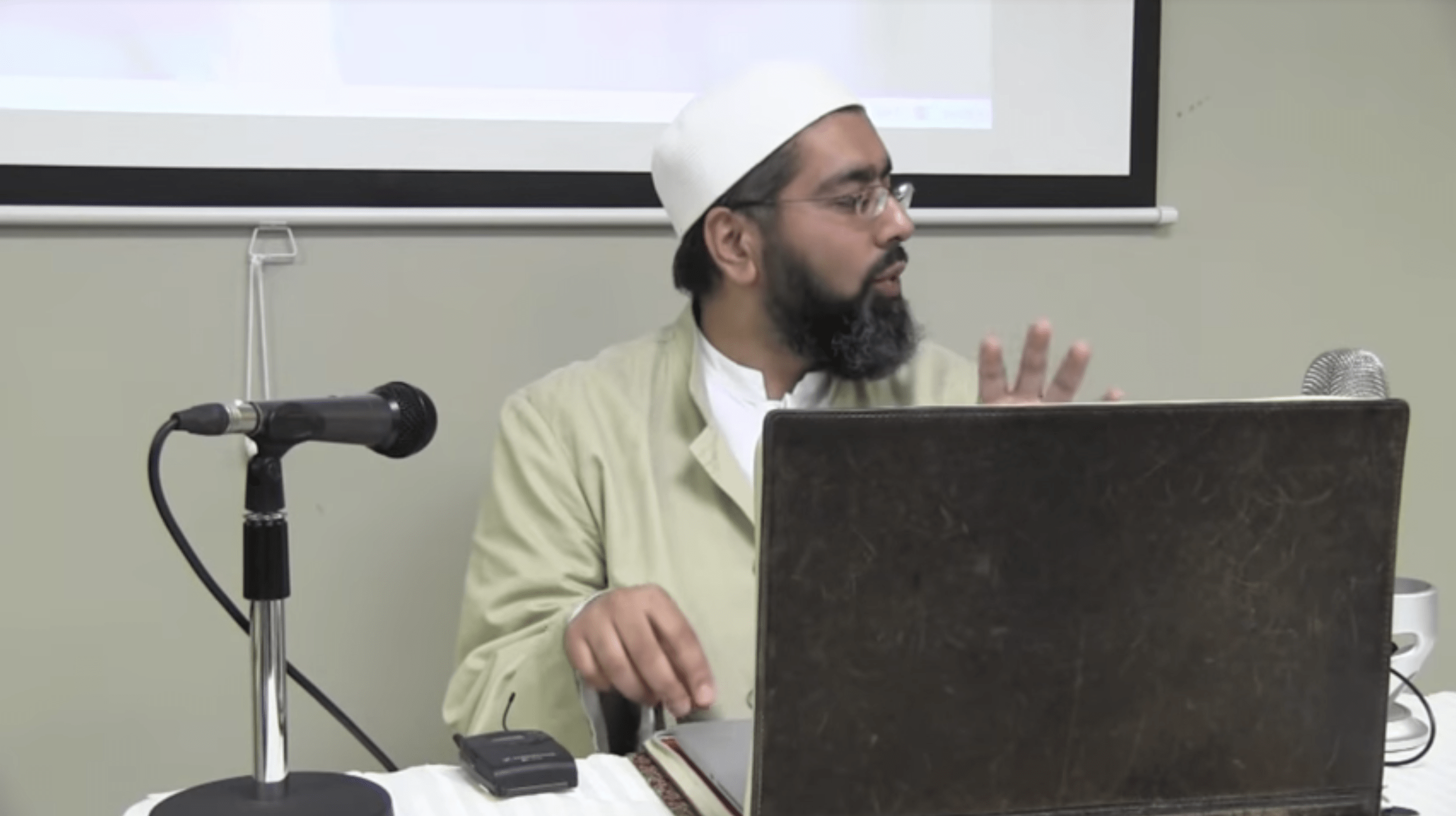 Faraz Rabbani – Imam Abu Hanifa: Six Lessons from His Life