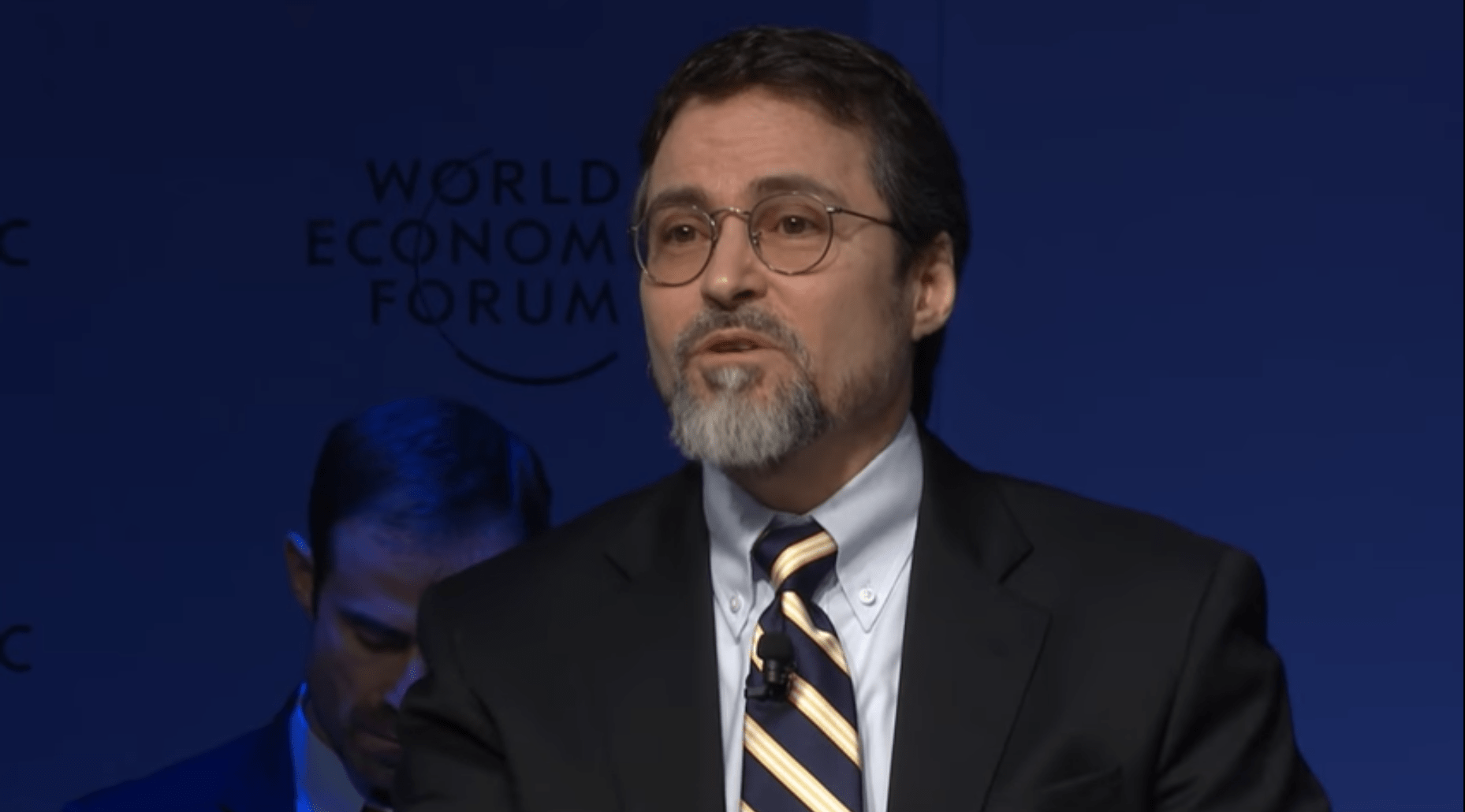 Hamza Yusuf – The Power of Faith (Davos – World Economic Forum 2018)