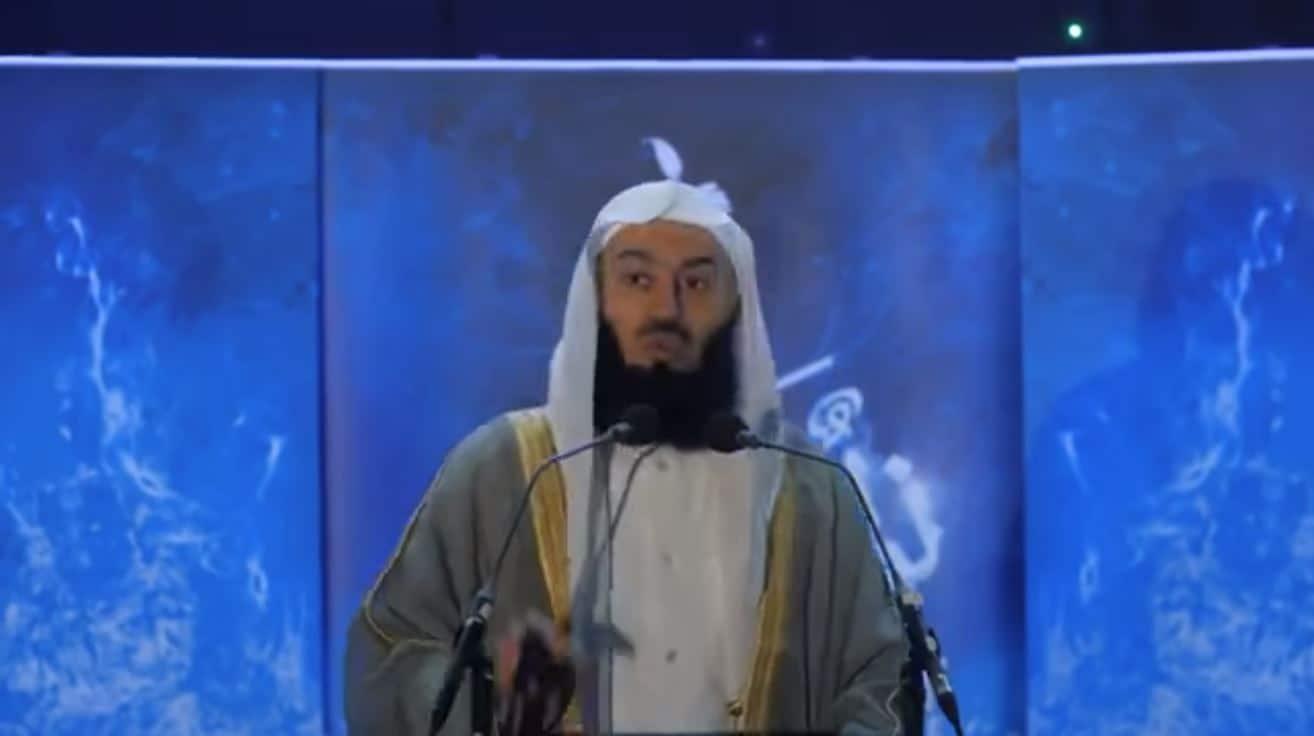 Ismail ibn Musa Menk – Abdur Rahman ibn Awf
