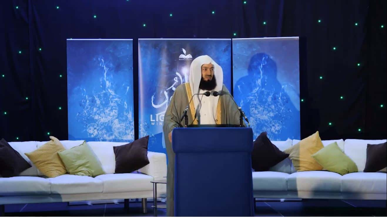 Ismail ibn Musa Menk – Abu Bakr as Siddiq