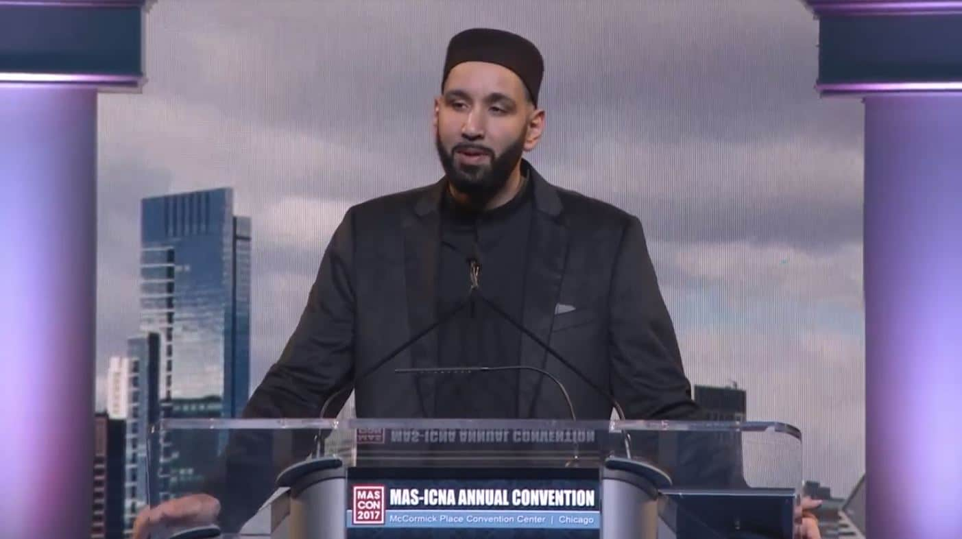 Omar Suleiman – The Path to a Virtuous, Just Society