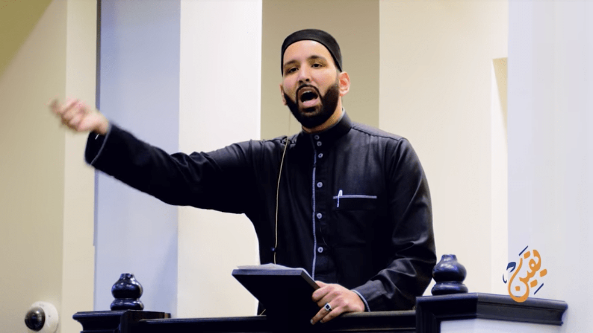 Omar Suleiman – Why Do Innocent People Suffer?
