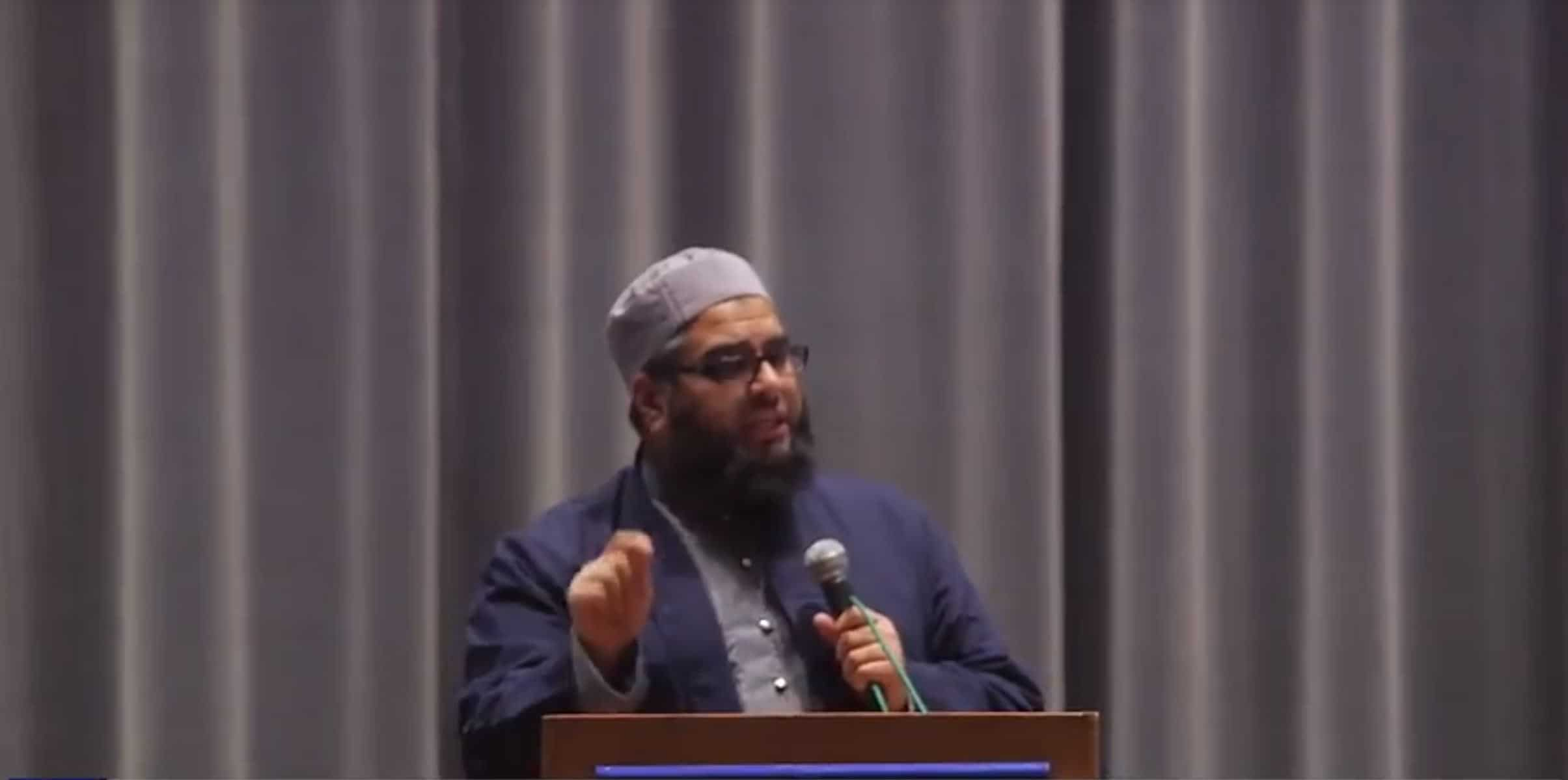 Abdul Nasir Jangda – Just Trust Him, He Has Plans